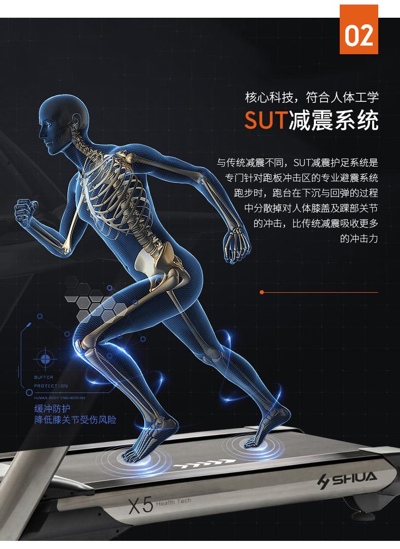 X5智能跑步机