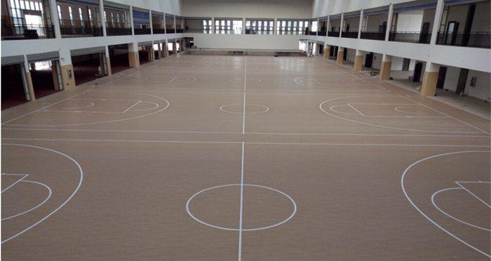 室内健身器材-PVC运动球场