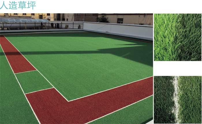 场地场馆建设-人造草坪