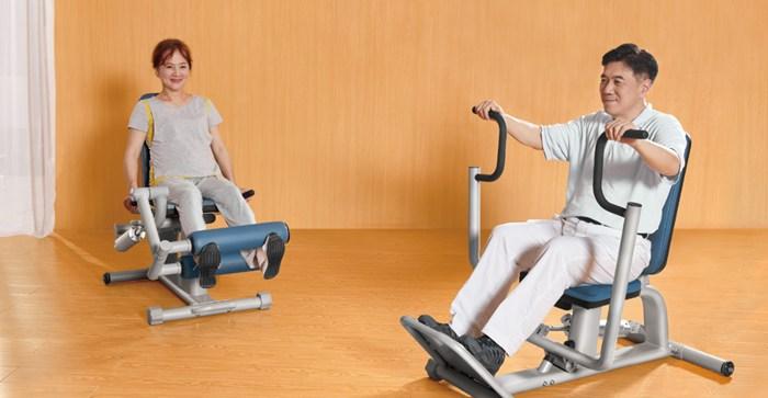 室内健身器材-肌肉力量强化系列